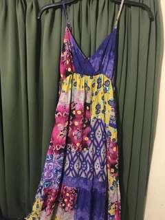 Hobo Maxi Summer Dress