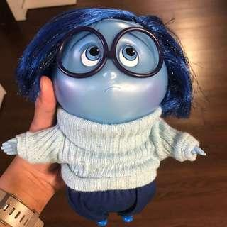 Disney Sadness Toy