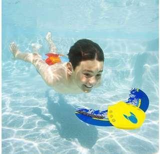 Underwater Glider - Swimways Zoom-A-Ray *No Batteries Required*