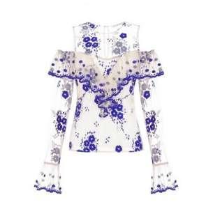 Alice McCALL I want U back blouse