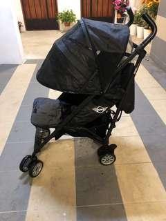 🚚 Preloved Mini Cooper Stroller