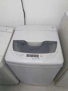 LG Washing Machine Automatically