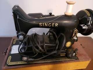 1950's Vintage Singer Sewing Machine