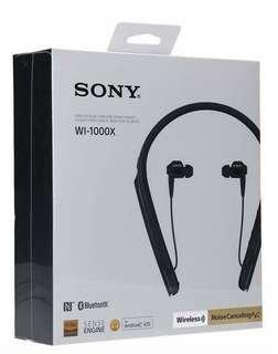🚚 SONY WI-1000X 降噪藍牙耳機