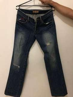 Tommy Hilfiger Jeans Ripped