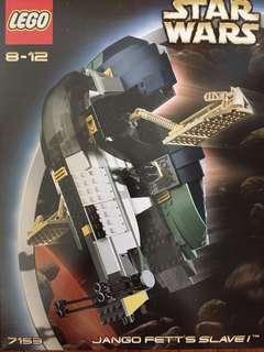 LEGO Star Wars 7153
