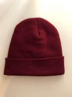 Red American Apparel Tuque