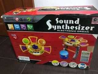 Sound Synthesizer Electronic Organ