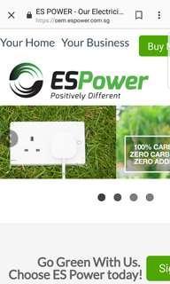 ES Power promo code
