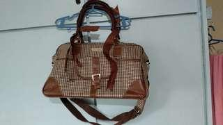 Brown Baby Bag