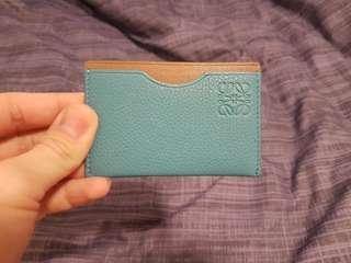LOEWE Card holder (Authentic)