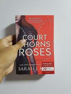 🚚 Court of Thorns and Roses — Sarah J. MAAS