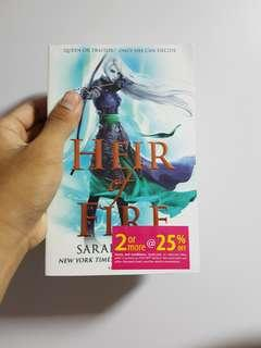 🚚 Heir of Fire — Sarah J. MAAS