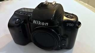 Nikon F50 菲林相機