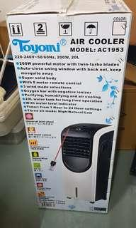 Used a few months Toyomi Air Cooler 200W powerful motor