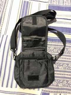 Black Mini Sling Bag