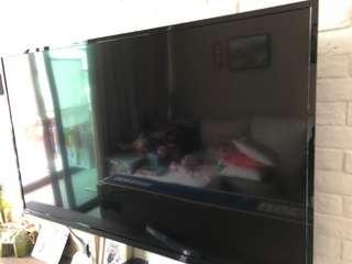"""Spoilt Toshiba 58"""" tv 58L2300"""