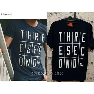 T-shirt 3second