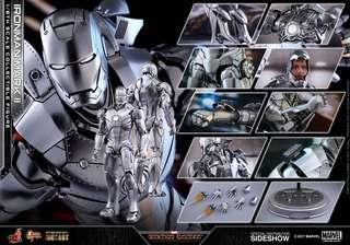 LF Hot Toys Diecast Iron Man Mark II/2