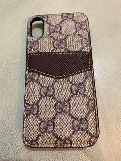 I phone X/XS case