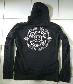 Sweater hoodie deadly jester