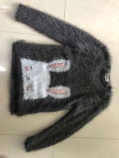 90%新H&M 毛衣 質地柔軟