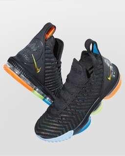 全新 Nike Lebron James 16 US10.5
