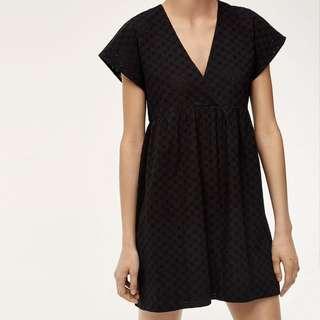Aritzia Misha Dress Black in Size Small