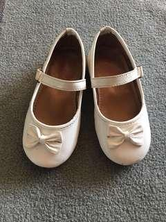 Barbie White Party Shoe