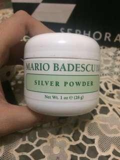 Take all Bundle makeup and skincare Mario Badescu Silver Powder too faced nivea benefit