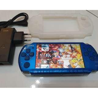 Sony Playstation PSP3000  Blue Color- Used