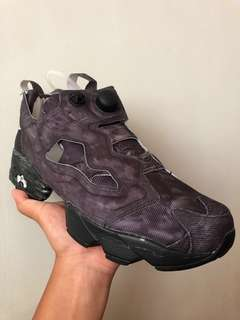 852718f9e11128 AUTHENTHIC Reebok instapump fury X vetements