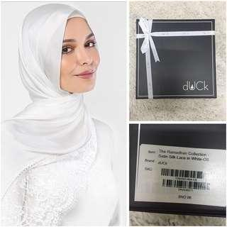 The ramadhan duck ss lace