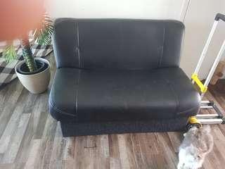 Cargo van sofa