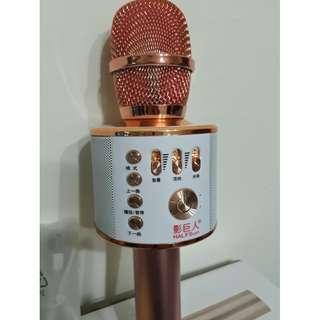 🚚 A3 藍芽麥克風 可消原音 有變音功能 多功能調音裝置