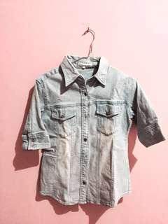 REPRICE!!! Jeans Top