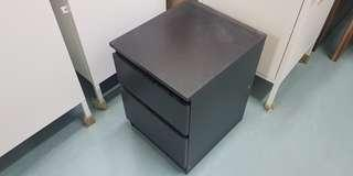 Used ikea bedside drawers. Good condition