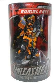 Transformers Bumblebee unleashed
