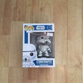 Funko Pop Starwars Stormtrooper