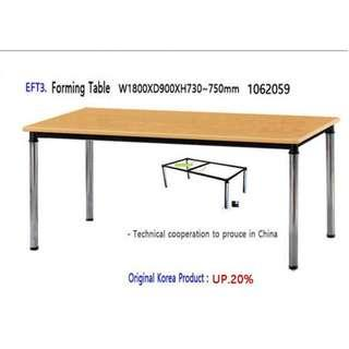 Office Table - Forming Table