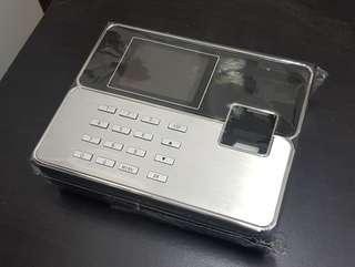 New Fingerprint Time attendance machine