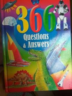 🚚 366 Questions and Answers