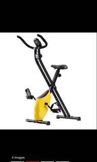 🚚 Foldable exercise bike