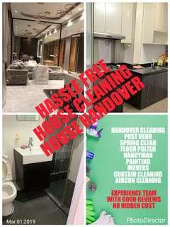 HOUSE CLEANING N HANDOVER PACKAGES