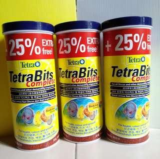 (Reserved) Tetra Bits 1250ml Limited offer