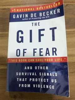 Gavin de Becker The Gift of Fear: And Other Survival Signals That Protect Us from Violence
