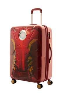 (可議價) 全新 新秀麗 Samsonite Marvel Iron man 鐵甲奇俠 26吋 行李箱