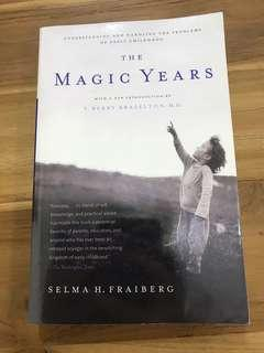 Selma Fraiberg:  The Magic Years: Understanding and Handling the Problems of Early Childhood