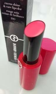 Giorgio Armani ecstasy shine 500 lipstick