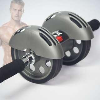 雙輪健美修腹器(Power Stretch Roller)